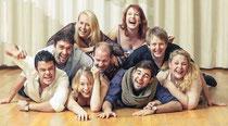 Gruppenfoto Jahrgang 2014