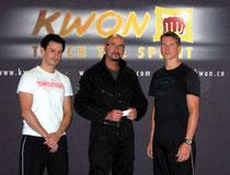 Kwon-Acedemy Teilnehmer