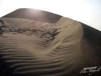 Dune de sable de Ica