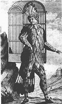 『魔笛』初演時、パパゲーノを演じたシカネーダー
