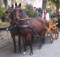 Erntedankfest 2001