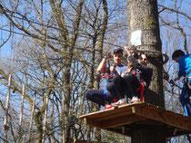 parc aventure, centre de loisirs, en Bresse, proche de Bourg-en-Bresse, proche de Bourg, accrobranche, acrobranche, vacances, ados, enfants, loisirs pour les enfants, loisirs pour les ados, grimper