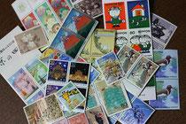切手、収入印紙等
