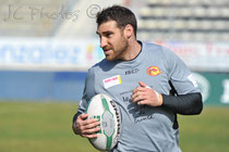 Thomas BOSC - Dragons Catalans - © JC Photos