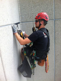 Fassadenarbeiten in Frankfurt