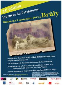 Open monumentendag Brûly