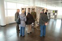bezoekers vaste opstelling D&A museum