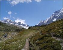 Anenhütte 2358m.