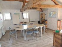 Salle de cours pour apprendre le francais