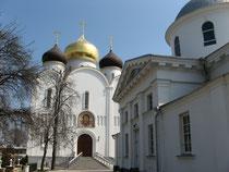 Свято-Успенский Одесский Мужской Монастырь.