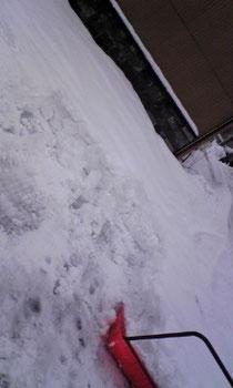 25台分…スキー場だけ降れっての笑
