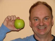 Wenn morgen die Welt unterginge, würde ich heute noch ein Apfelbäumchen pflanzen...