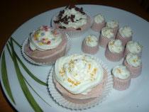 Badecupcakes