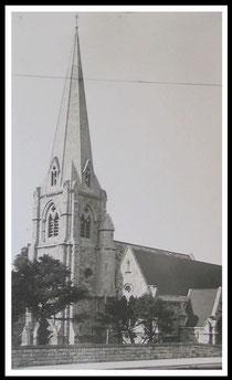 St. Marks Church. Rosherville. Gravesend.