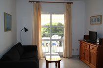 Wohnraum Apartment Atalaya