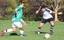 Fussball ist seine Leidenschaft: Sven Lechleitner