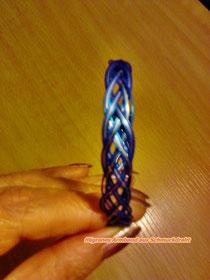 Armband aus Schmuckdraht