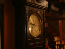 70年前の柱時計