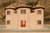 Newly build Tourist Office in Tanguieta
