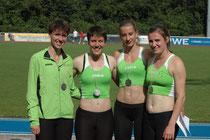 Hendrikje, Anna, Ida und Karolina