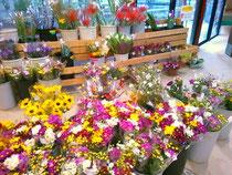 彼岸用の花
