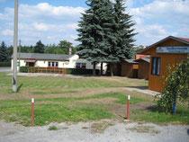 Grunstück mit Vereinsheim und Festplatz