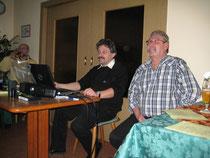 Von links: Michael Marscheider, Matthias König
