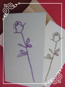 薔薇nico様カード