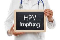 HPV Impfung - vorbeugende Maßnahme gegen Genitalinfektionen