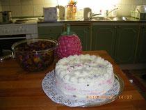torta de ciruela