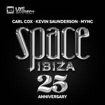 Space Ibiza 25 Anniversary