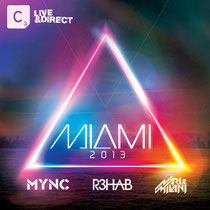Cr2 Live And Direct Presents Miami 2013