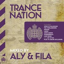 Trance Nation   Aly & Fila