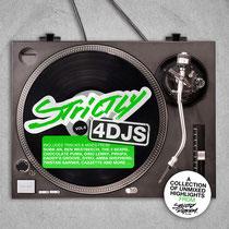 Strictly 4 DJs Volume 6