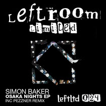 Simon Baker - Osaka Nights EP