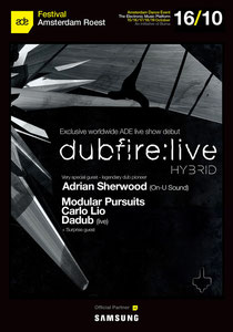 dubfire:live HYBRID