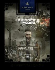 Laidback Luke | Revolt
