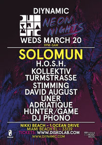 Diynamic Neon Nights | Nikki Beach