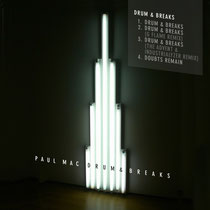 Paul Mac | Drums & Breaks EP