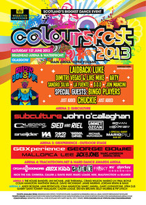Coloursfest 2013