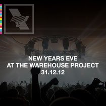 The Warehouse Project | New Year's Eve