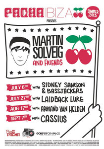 Martin Solveig & Friends | Pacha Ibiza