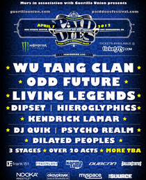 Paid Dues Independent Hip Hop Festival
