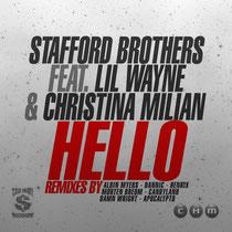 Stafford Brothers Feat. Lil Wayne & Christina Milian | Hello