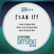 Evan Iff | 'Minor Luck EP'