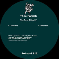 Theo Parrish | The Twin Cities EP