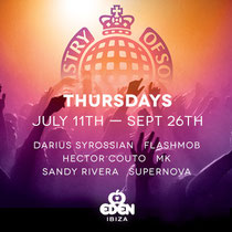 Ministry Of Sound | Eden
