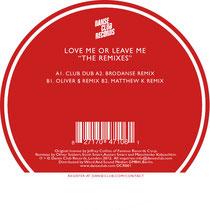 Cherie Lee | Love Me Or Leave Me