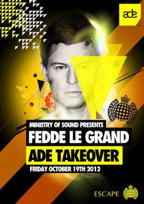 Fedde Le Grand | ADE Takeover