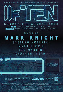Colours Presents Toolroom Ten